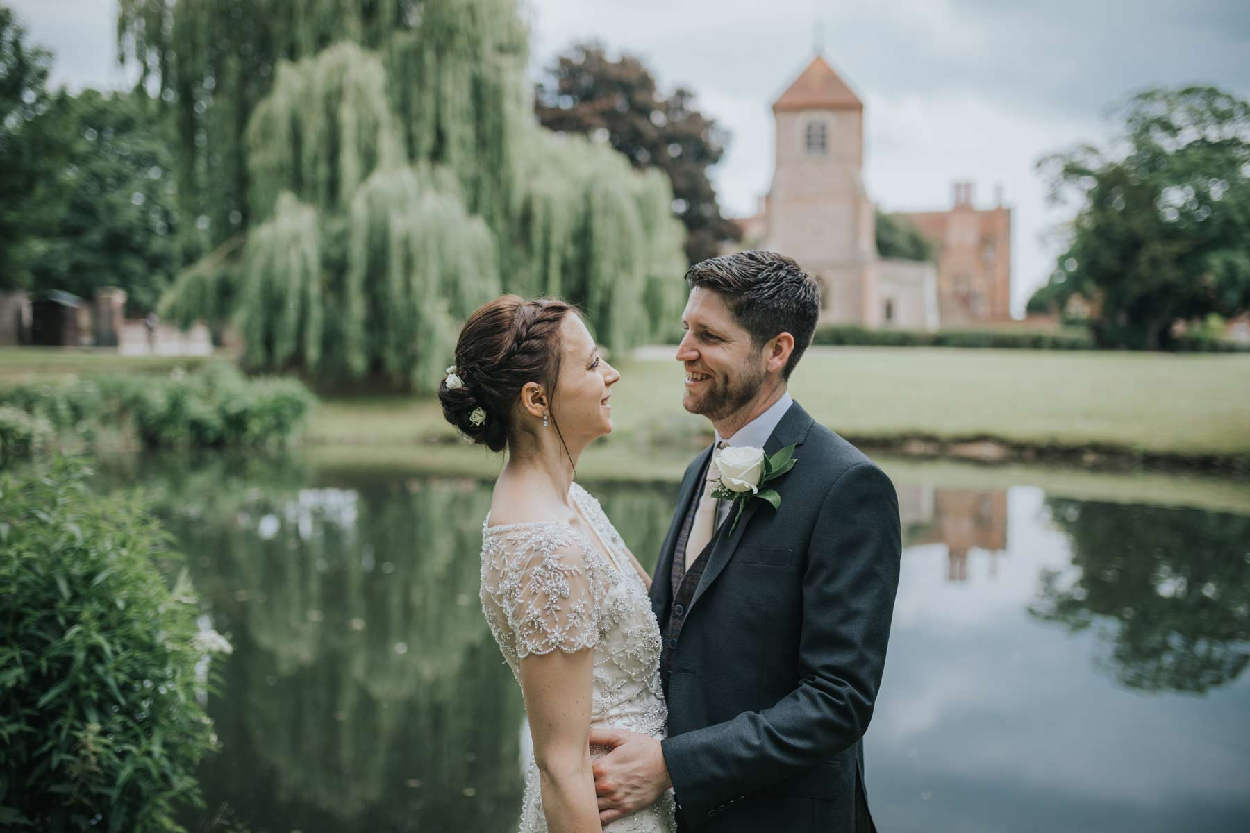 Mapledurham Estate Wedding Photography