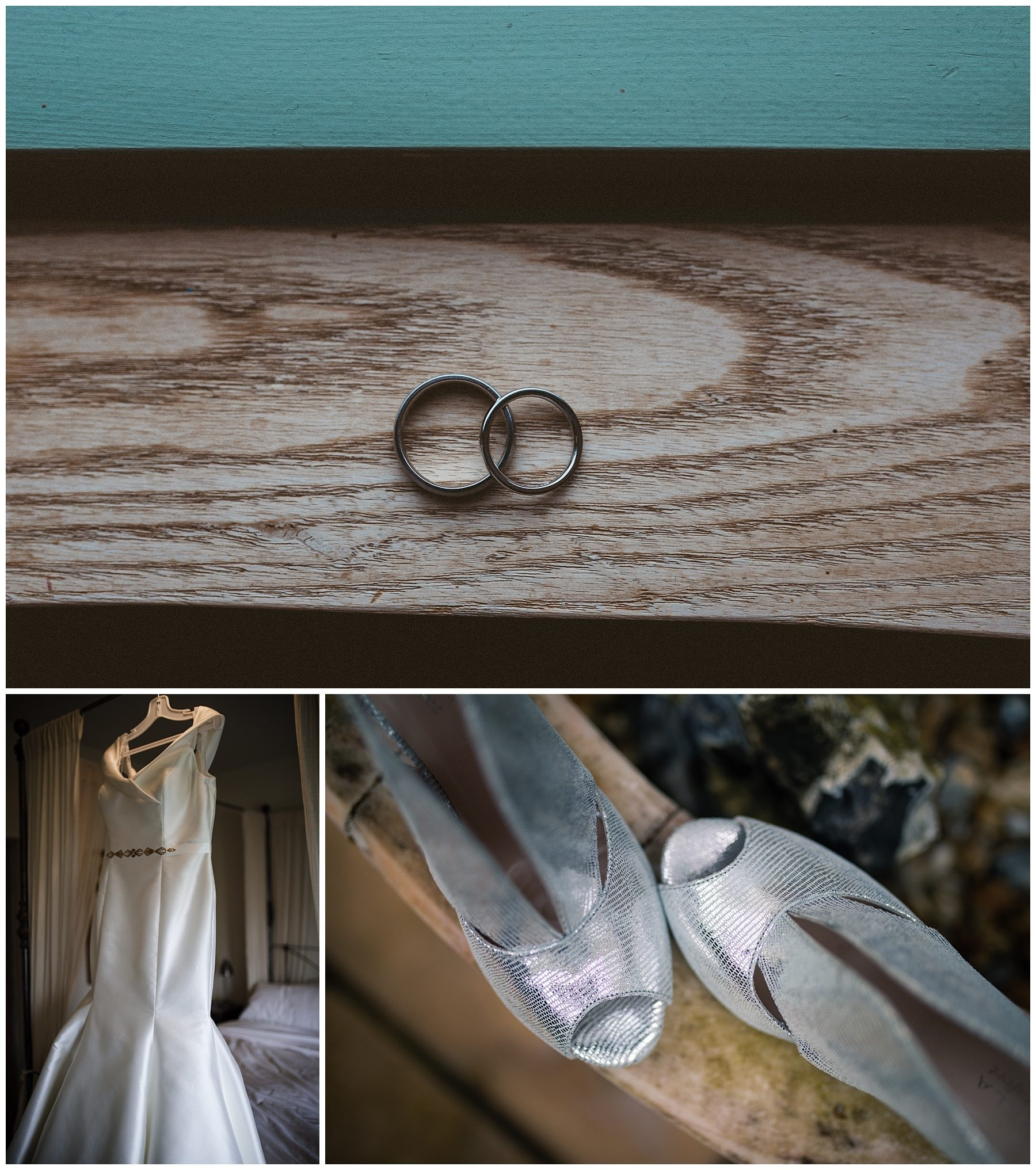 Wedding detail photographs