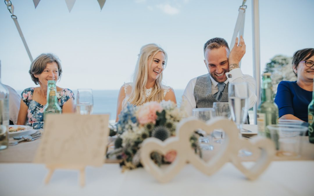 Cornwall Wedding Marquee Photography