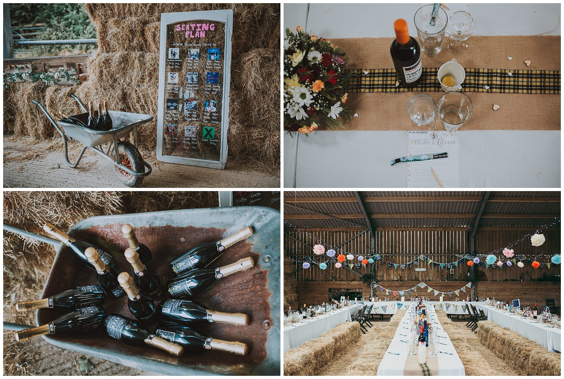 Cornwall rustic wedding venue