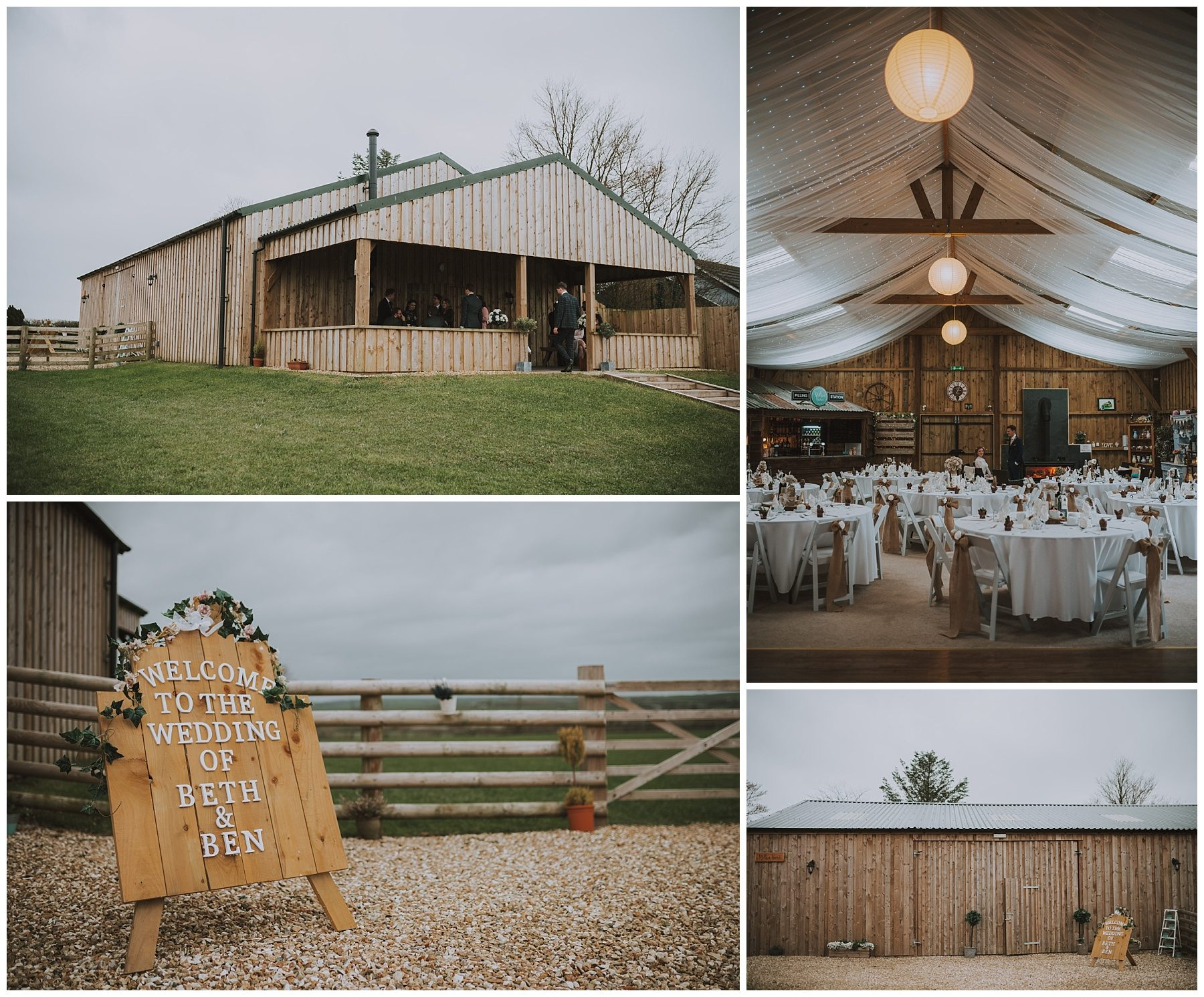 Milton Barn Rustic Wedding venue Cornwall