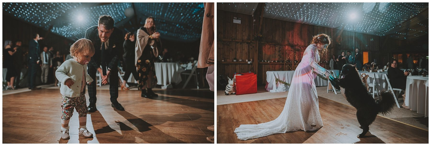 Cornwall rustic wedding barn first dance