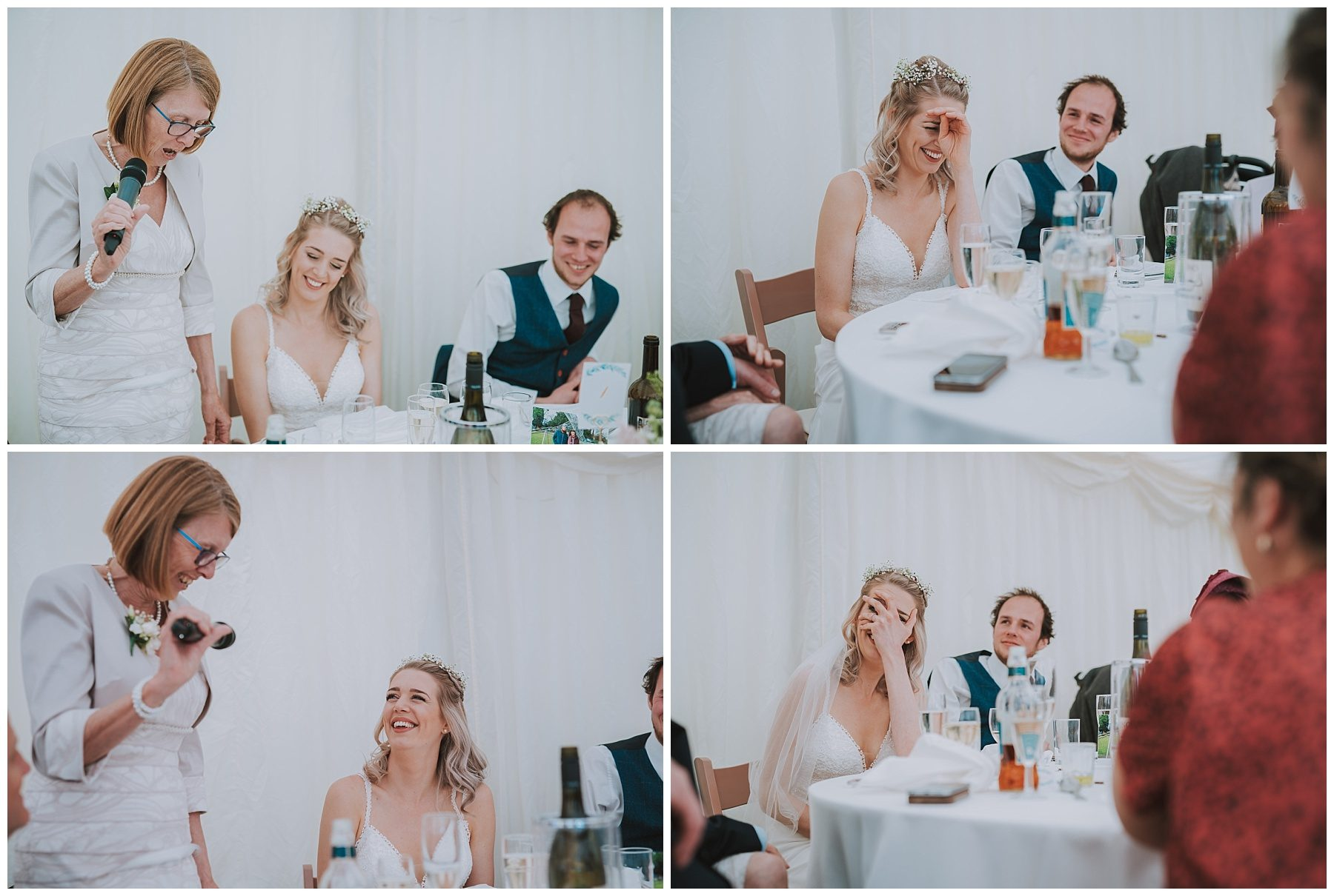 Mother of bride wedding speech ta mill cornwall photographer