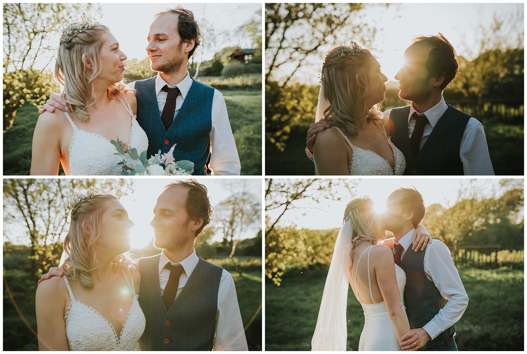 Ta mill sunset wedding photographer cornwall