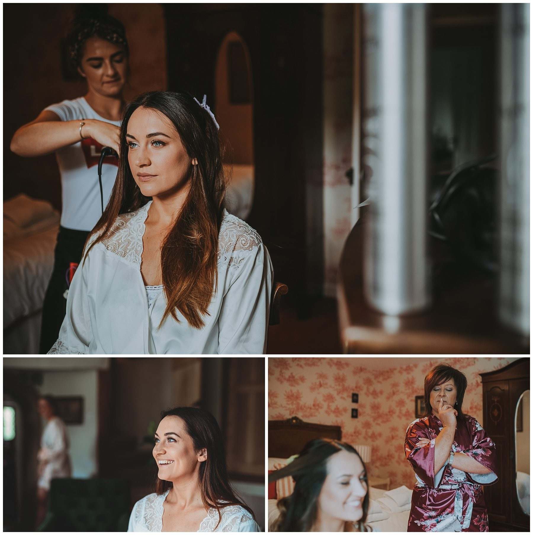 Pengenna Manor Cornwall Wedding Photographer