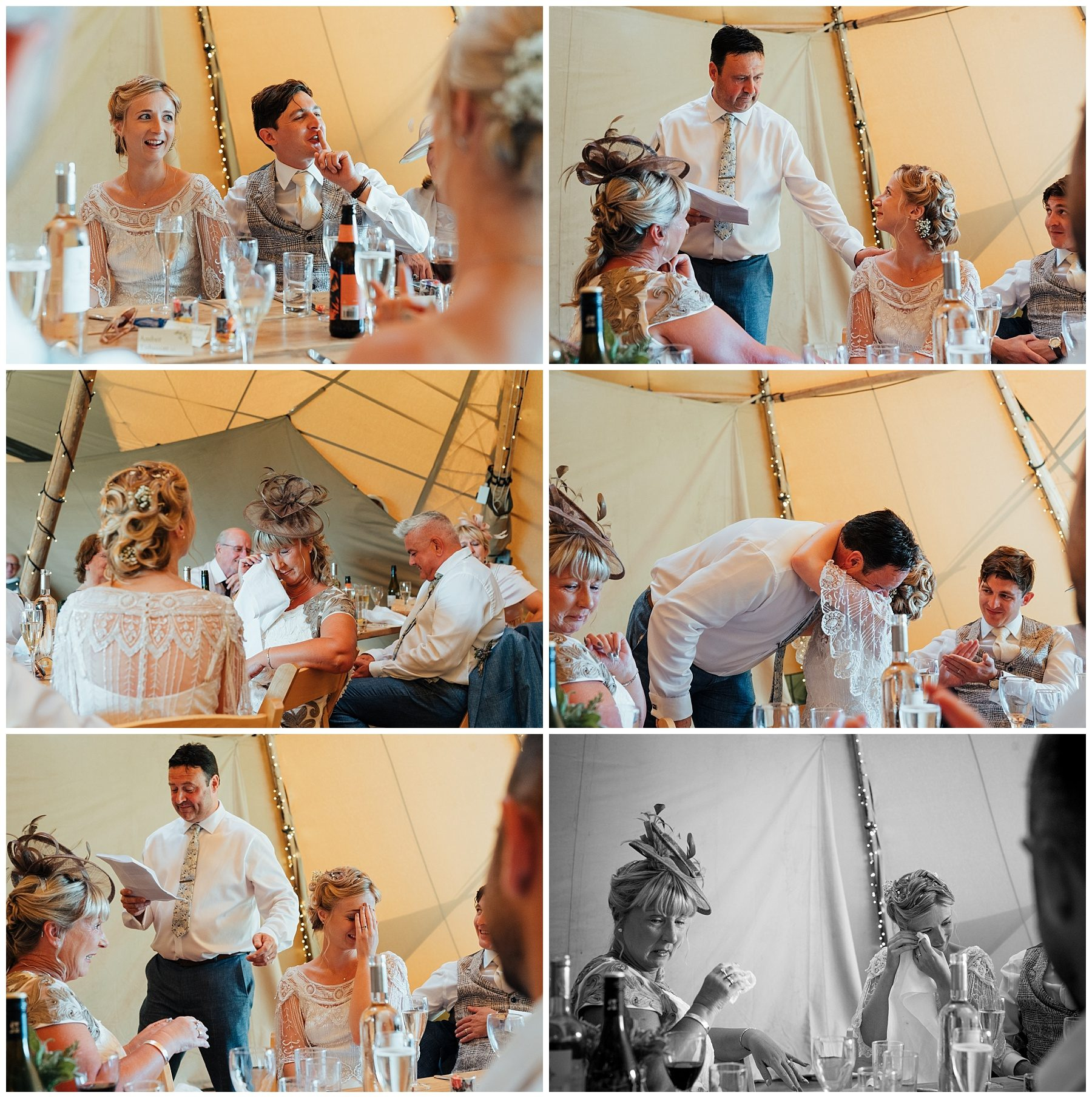 The Rosevine cornwall wedding photographer