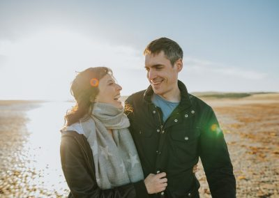 070Cornwall Engagement Couple Shoot Photography