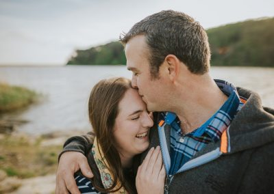 071Cornwall Engagement Couple Shoot Photography