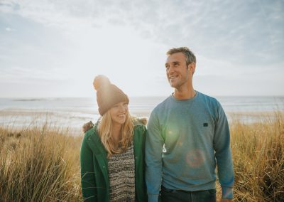 076Cornwall Engagement Couple Shoot Photography