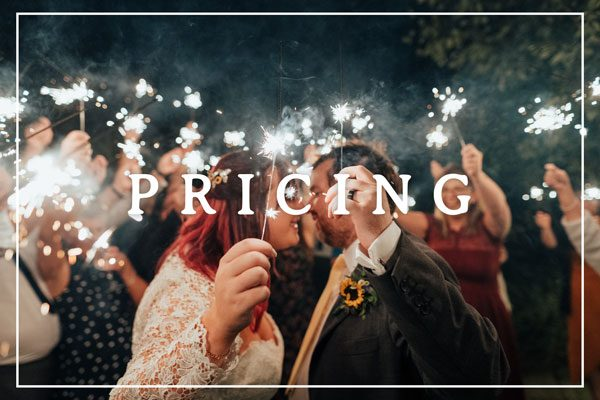 Cornwall Wedding Photography Prices