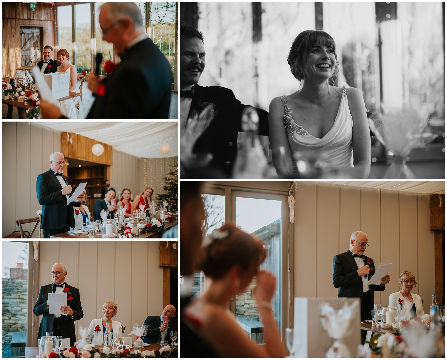 father of the bride speech crying
